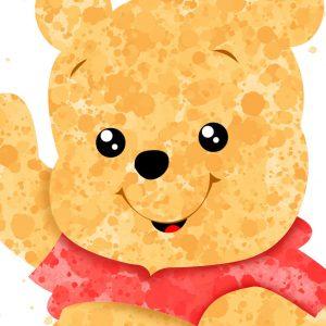 Winnie the Pooh - Nursery Wall Decor