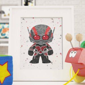 Ant Man - Nursery Wall Decor