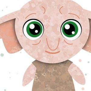 Dobby - Digital Nursery Wall Art