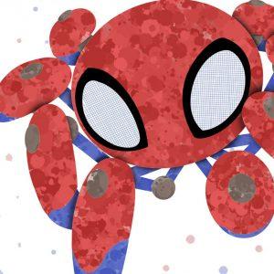 Trace E - Spider bot